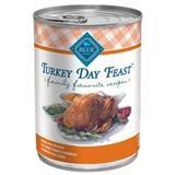 Blue Buffalo Turkey Day Feast Family Favorite Recipe 12.5 oz. Dog Food 7820649