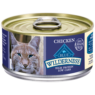 Blue Buffalo Blue Wilderness™ Chicken Cat Food 7820682
