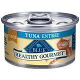 Blue Buffalo Healthy Gourmet Flaked Tuna Entree Cat Food 3 oz. 7820683