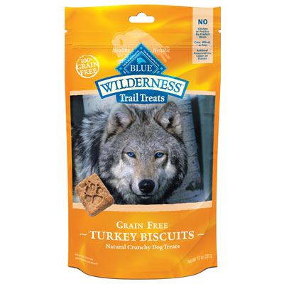 Blue Buffalo BLUE™ Wilderness™ Trail Treats, 10 oz. Turkey 7820694