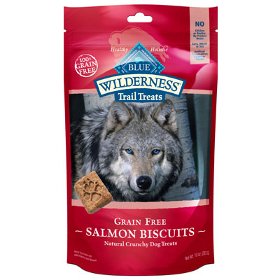 Blue Buffalo BLUE™ Wilderness™ Trail Treats, 10 oz. Salmon 7820696