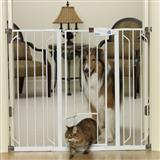 Carlson™ Pet Products Extra Tall Walk-Thru Gate 80141