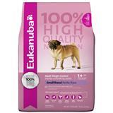Eukanuba® Small Breed Adult Weight Control Dog Food 80417b