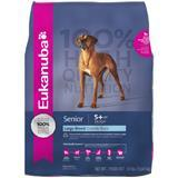 Eukanuba® Senior Large Breed Dog Food 80437b