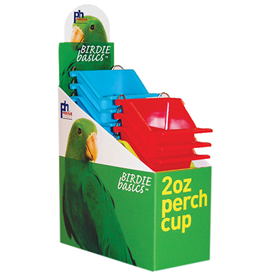Prevue Pet® Birdie Basics™ Perch Cups 82726b