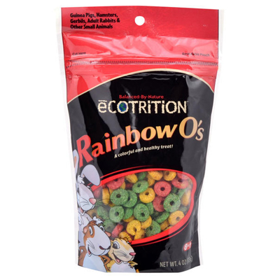 eCotrition™ Rainbow O's 4 oz. 84040