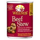 Wellness® Beef Stew with Carrots & Potatoes Canned Dog Food 12.5 oz. 94013