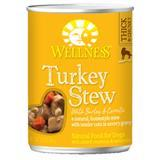 Wellness® Turkey Stew with Barley & Carrots Canned Dog Food 12.5 oz. 94014