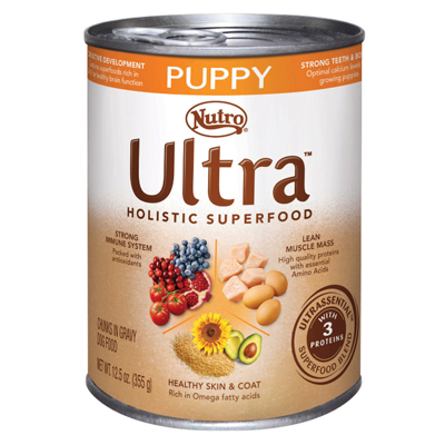 Nutro ® Ultra ™ Puppy Food 12.5 oz. 96941