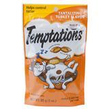 Whiskas® Temptations® Treats for Cats Tantalizing Turkey Flavor 3 oz. 98815