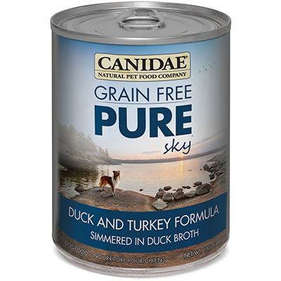 CANIDAE® Grain Free PURE Sky® Canned Formula Dog Food 13 oz. 99032