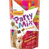 Friskies ® Party Mix Mixed Grill Crunch 2.1 oz. 99865