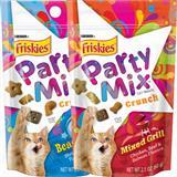 Friskies ® Party Mix Crunch Cat Treats, 2.1 oz. 99865b