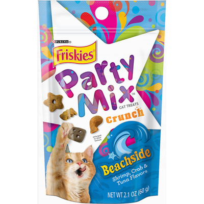 Friskies ® Party Mix Beachside Crunch 2.1 oz. 99867