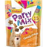 Friskies ® Party Mix Cheezy Craze Crunch 2.1 oz. 99878