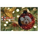 Care-A-Lot® Pet Supply Dog Holiday Gift Cards with FREE Shipping DogHoliday