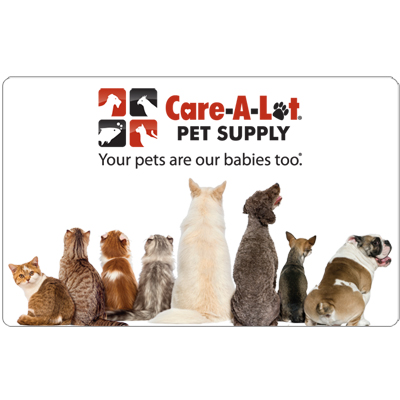 Care-A-Lot® Pet Supply Tote Gift Cards Tote