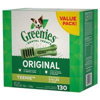 Greenies ® Chewy Texture Dog Treats Bulk Box 9626b