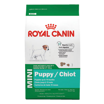 Royal Canin® MINI Puppy Food 2.5 lbs. I000149