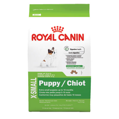 Royal Canin® X-SMALL Puppy Food 3 lbs. I000331