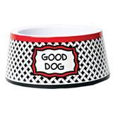 "Petrageous® Designs Goldie's Good Dog Melaware Pet Bowl 7"" I000703"
