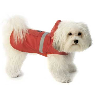 Petrageous® Designs Seattle Slicker Rain Coat, Red I000926