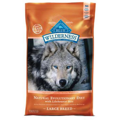 Blue Buffalo Blue Wilderness™ Large Bred Chicken Recipe Dog Foo 24 lbs. I001255
