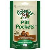 Greenies® Pill Pockets for Dogs Peanut Butter Formula for Tablets 2.6 oz. I001327
