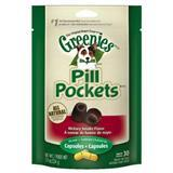 Greenies® Pill Pockets® for Dogs Hickory Smoked Formula for Capsules 7.9 oz. I001330