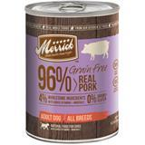 Merrick® Grain Free 96% Real Pork Adult Dog All Breeds 13.2 oz. I001338