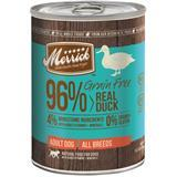 Merrick® Grain Free 96% Real Duck Adult Dog All Breeds13.2 oz. I001339