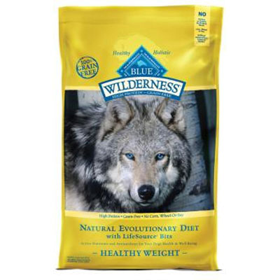 Blue Buffalo BLUE™ Wilderness Healthy Weight Chiecken Recipe for Adult Dogs 24 lbs. I001357