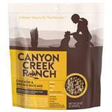 Canyon Creek Ranch® Natural Chicken & Brown Rice Mix Cat Food I001487b