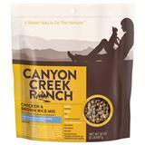 Canyon Creek Ranch® Natural Chicken & Brown Rice Mix Kitten Food I001489b