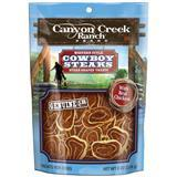 Canyon Creek Ranch®  Western Style Cowboy Steaks® Treats for Dogs, 8 oz. I001545