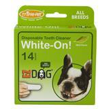 Triple-Pet® EZ DOG® White-On! Disposable Teeth Cleaner for Dogs I001552