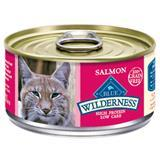 Blue Buffalo BLUE™ Wilderness™ Salmon Recipe Cat Food 5.5 oz. I001569