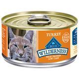 Blue Buffalo BLUE™ Wilderness™ Turkey Recipe Cat Food 5.5 oz. I001570