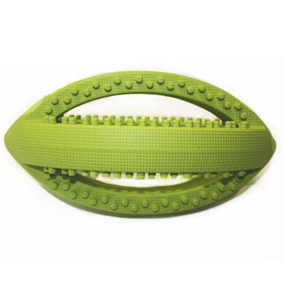 Multipet Grubber® Football Dog Toy I001576