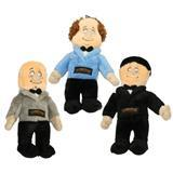 "Multipet The Three Stooges® 10"" Dog Toy I001586b"