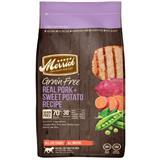 Merrick® Grain Free Real Pork + Sweet Potato Recipe Dog Food I001624b