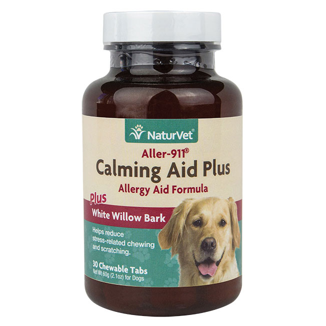 NaturVet® Aller-911™ Calming Aid Plus 30 count I001634