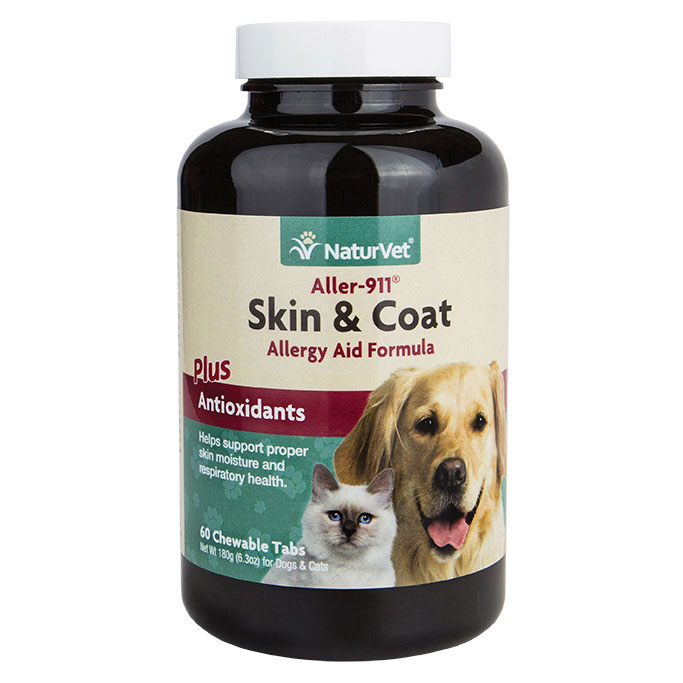 NaturVet® Naturals Allergy Aid Tablets I001637
