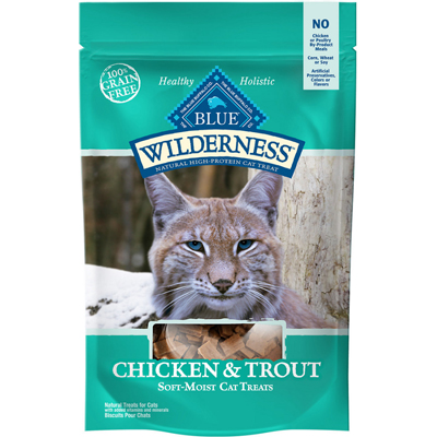 Blue Buffalo BLUE™ Wilderness™ Chicken & Trout 2 oz. I001652