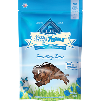 Blue Buffalo BLUE Kitty Yums™ Tempting Tuna 2 oz. I001655