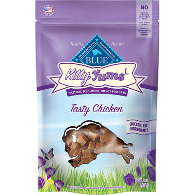 Blue Buffalo BLUE Kitty Yums™ Tasty Chicken 2 oz. I001657