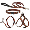 Lupine® Down Under Patterned Collars, Harnesses and Leads I001791b