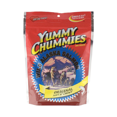 Yummy Chummies® Dog Treats Wild Alaska Salmon 1.25 lbs. I001978