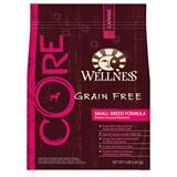 Wellness® Core® Grain Free Small Breed Formula Dog Food I001990b