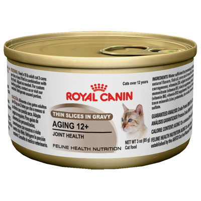 Royal Canin® AGING 12+ Wet Cat Food 3 oz. I001994